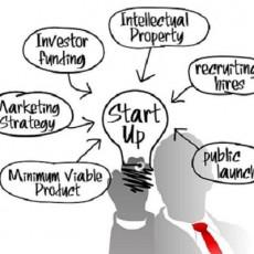Start-up Konzept
