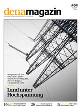"""dena magazin #4 Ausgabe 11/2015 mit Schwerpunktthema """"Big Business Energieeffizienz"""""""