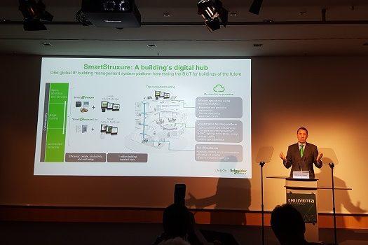 #Chillventa 2016 - offiziellen Partnerschaft von Panasonic und Schneider Electric für gemeinsame Energieeffizienz Lösung