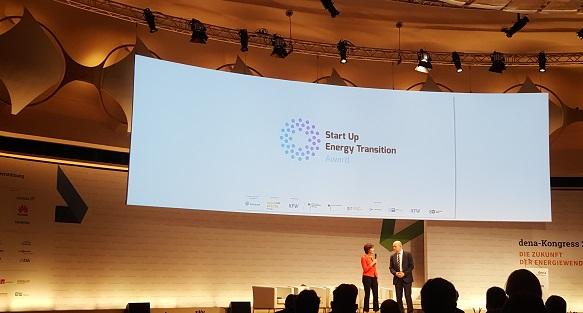 Kick off erster internationaler Energiewende Award