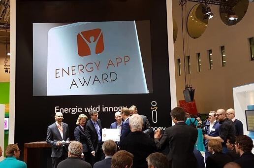 Sieger des Energy App Award der E-world 2017: Jedlix, Smappee, Kelag