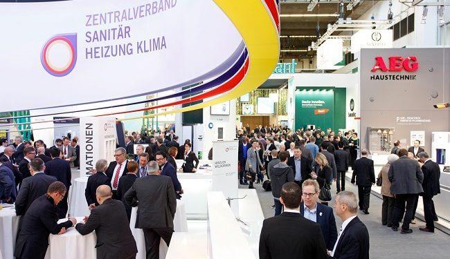 ISH Weltleitmesse für moderne Gebäudelösungen