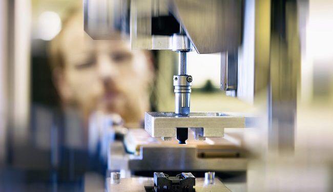 Hightech Produktion in Mittenwalde für Smart Green Buildings