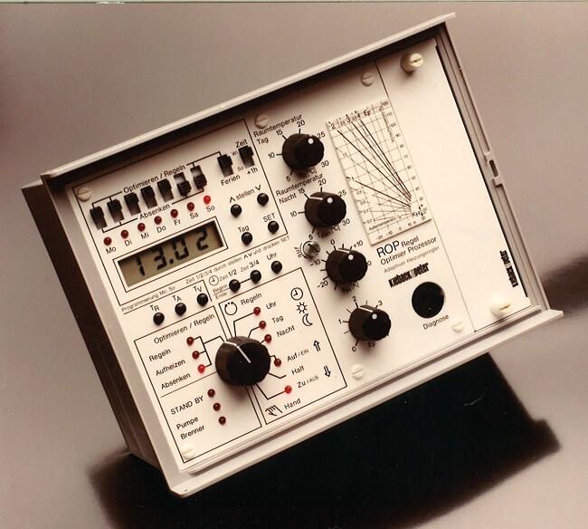 Regel Optimier Prozessor um 1980