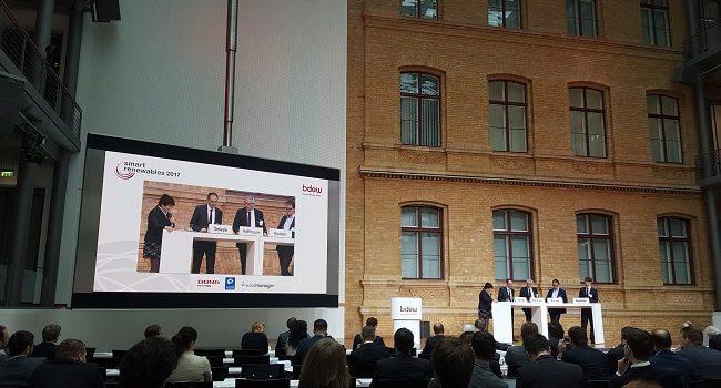 "Leitveranstaltung ""Smart Renewables 2012"" des BDEW - den Wandel im Blick"
