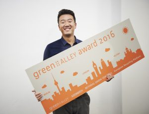 Die Gewinner des Green Alley Awards 2016 - Green City Solutions