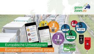 Europäische Umweltzonen