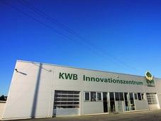 KWB Innovationszentrum in St. Margarethen / Raab in Österreich Foto: KWB Deutschland