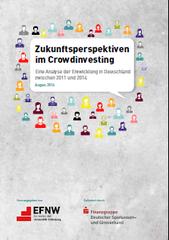 EFNW-Studie zum Thema Crowdinvesting