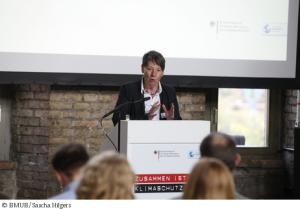 Auftakt Kliimaschutzkampagne mit Umweltministerin Barbara Hendriks