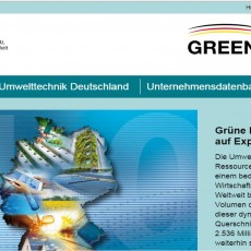 GreenTech Made in Germany
