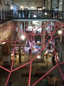 DMY 2015 Kraftwerk inside