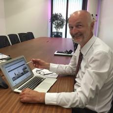 Dr. Albrecht Reuter, Vorsitzender der Smart Grids-Plattform Baden-Württemberg e.V., die als Initiator und Koordinator des C/sells Projekts sich verantwortlich zeichnet