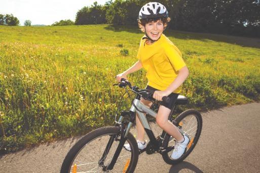 Upcycling Deodosen für neue Kinderfahrräder