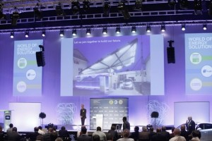 Event: WORLD OF ENERGY SOLUTIONS