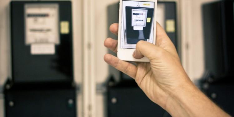 pixometer - Zählerstanderfassung per Smartphone mit einem Klick Foto: pixolus