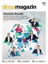 """dena magazin: Ausgabe 05/2016 mit Schwerpunkt zum Thema """"Zukunft der Energiewende und Sektorkopplung"""""""