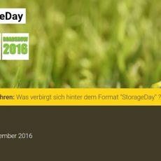 10. StorageDay der Solar Allianz