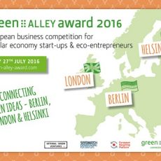 Green Alley Award 2016 Bild: Green Alley Investment GmbH