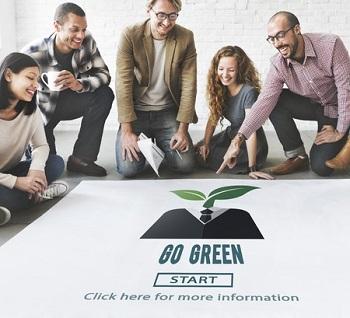 Nachhaltigkeit in Unternehmen durch kleine Maßnahmen fördern