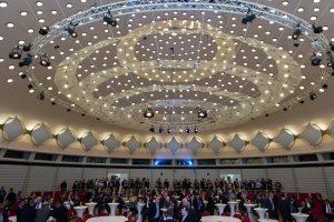 Feierlicher Start des internation. Energiewende Award im Rahmen des dena Kongresses