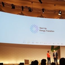 Kick off erster internationaler Energiewende Award