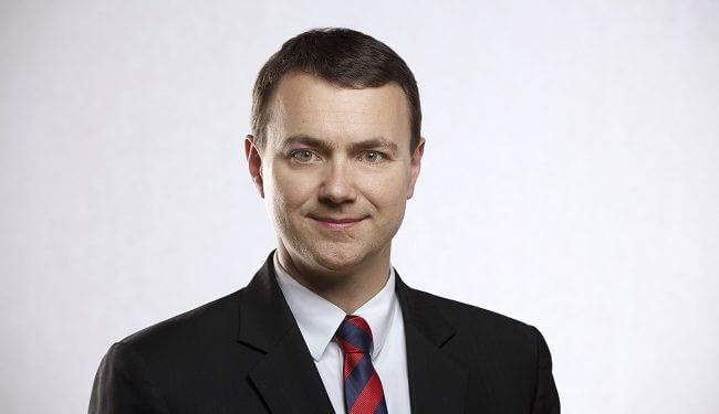 Dr. Felix Grolman, CEO von shine sprach mit Technewable auf der E-world 2017