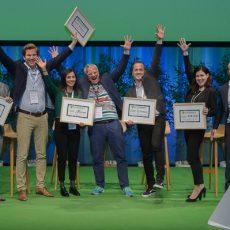 Verleihung ECO Award 2017 beim Ecosummit - Foto
