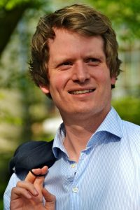 Mitgründer der Elektromobilität App Share&Charge, CEO von Motionwerk, Dietrich Sümmermann