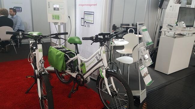 Grüne Lösungen: Bike Sharing 4.0 der pironex GmbH