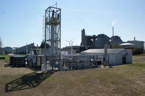BioCat Analage demonstriert Power-to-Gas Technologie in Dänemark