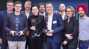 Verleihung des Digital Energy Award
