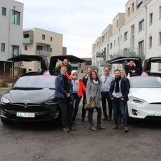 Integrierte Energiewende bei der SGBW Bloggertour 2018