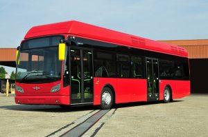 Wasserstoffbusse in Europa