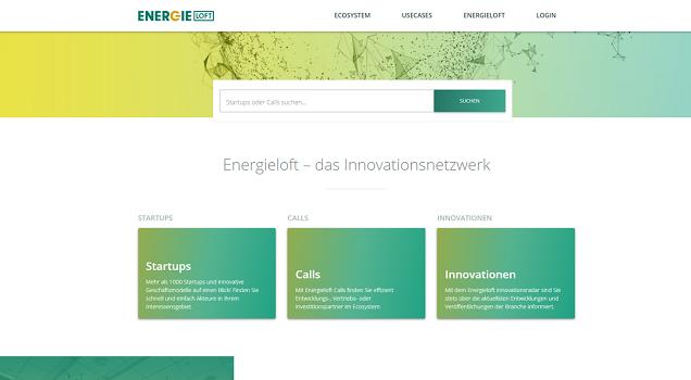 Energieloft - Ecosystem zur Beschleunigung von Innovationen
