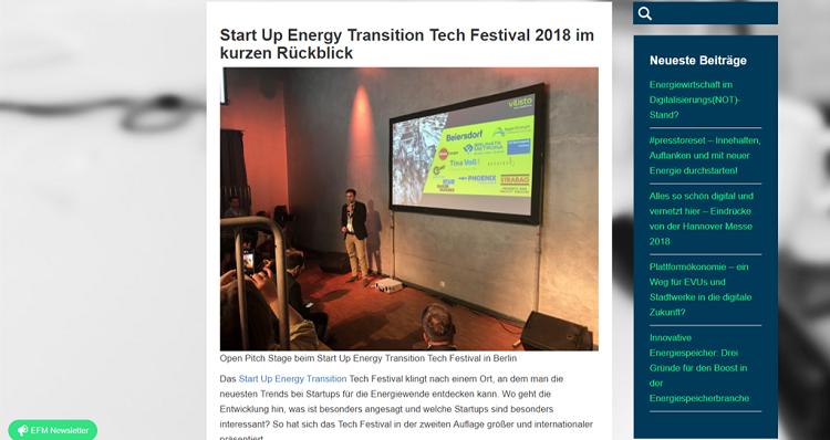 Gastbeitrag im EFM-Energie für Morgen Blog von Andreas Kühl