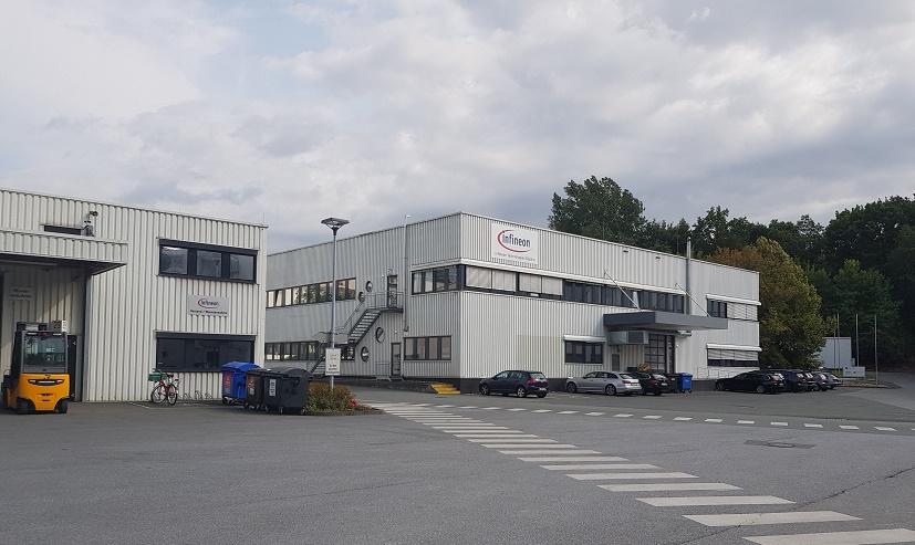 Besuch des Unternehmens Infineon Technologies AG im Rahmen der AEE-Pressefahrt Foto: Katja Reisswig, technewable.com