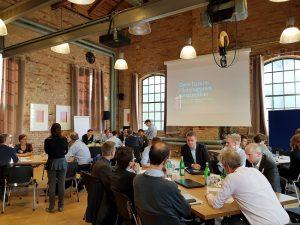 Open Data Workshop im Rahmen der Konferenz