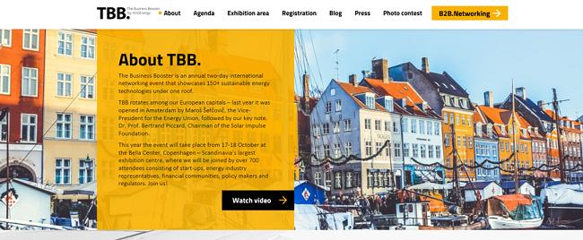 TBB.Business Booster - Screenshot