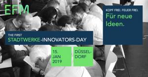 EFM Stadtwerke Innovators Day 2019