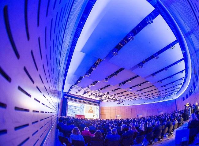 Impression von dem 22. Fachkongress Zukunftsenergien im Rahmen der E-world energy & water 2018