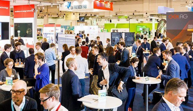 Startup Speed-Dating - E-world 2019 - Lösungen für die Energiewirtschaft
