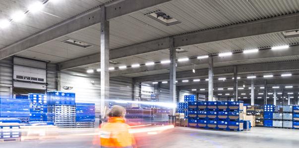 Mehr Nachhaltigkeit mit LED-Sharing für Unternehmen