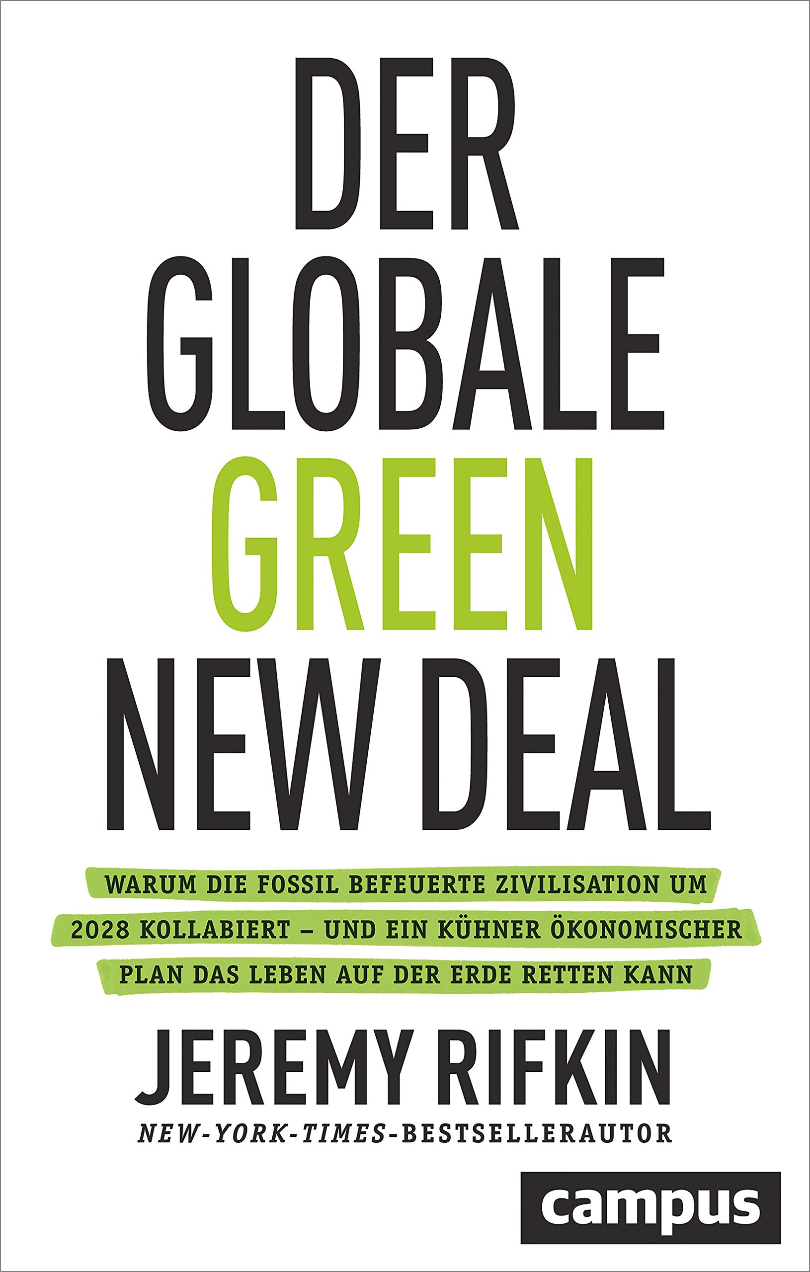 Buchtipp: Der globale Green New Deal