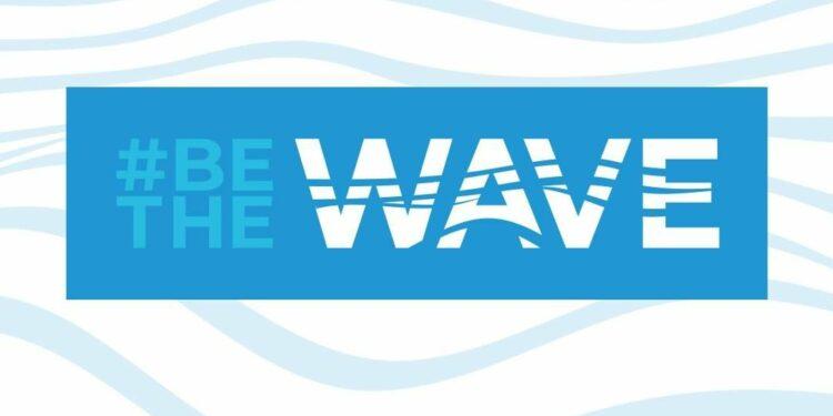 Klimaschutz weltweit #BeTheWave Kampagne