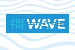 #BeTheWave adressiert Klimaschutz weltweit