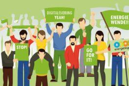 """Was meint """"Digitalisierung (in) der Energiewende""""?"""