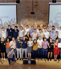 Das war der Climate-KIC Cleantech Venture Competition Demo Day 2016