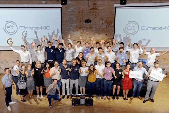 Das war der Climate-KIC Cleantech Venture Competition Demo Day 2016