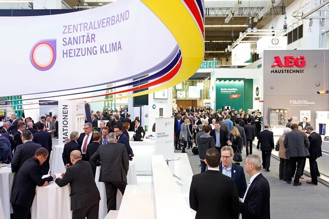 You are currently viewing ISH Weltleitmesse für moderne Gebäudelösungen